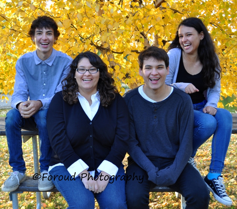 Brothers and Sisters Fall Colours
